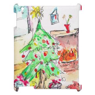 Perfekt jul iPad skydd