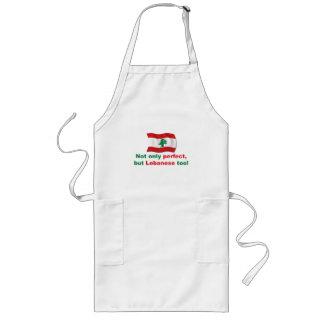 Perfekt libanes långt förkläde