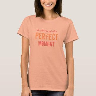 Perfekt ögonblicksanpassningsbartext tröja