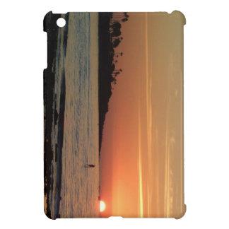 Perfekt solnedgång iPad mini skydd