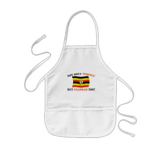 Perfekt ugandiskt barnförkläde