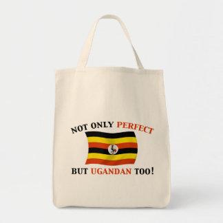 Perfekt ugandiskt tygkasse