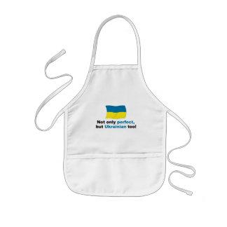 Perfekt ukrainare barnförkläde