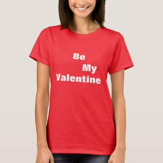 Perfekt valentin dag tshirts