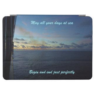 Perfekta havsdagar iPad air skydd