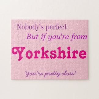 Perfekta Yorkshire Pussel