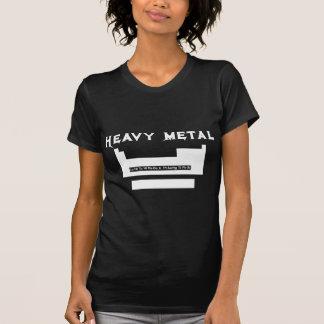 Periodiskt bord: heavy metal t shirts