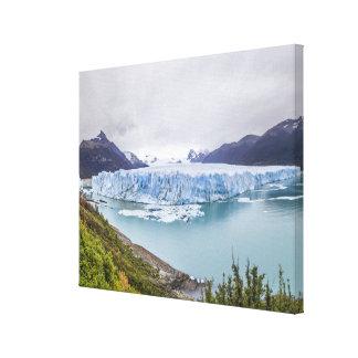 Perito Moreno glaciär Canvastryck