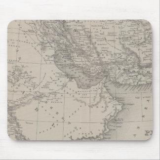 Persien och Arabien Mus Mattor