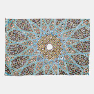 Persisk Mandala Kökshandduk