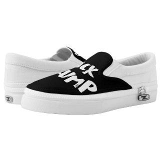 Personen för knulltrumfskater skor