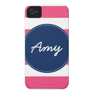 Personifiera din saker med din egna monogram iPhone 4 skydd