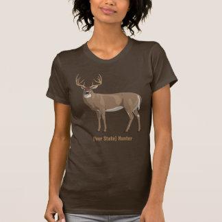 Personifiera din statliga jägare för bocken för tröjor