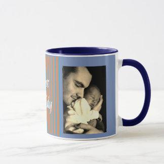 Personifierad bäst pappa, fars dagkaffemugg mugg