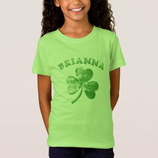 Personifierad bekymrad Shamrock Tee Shirts