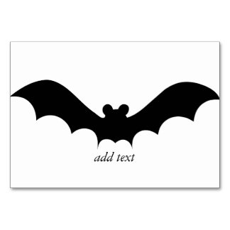 Personifierad gullig svart Halloween