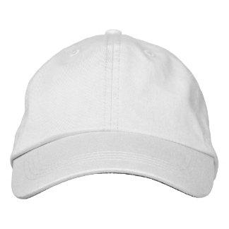 Personifierad justerbar hatt broderad keps