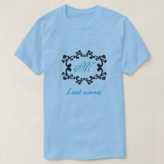 """Personifierad """"M-"""" T-tröja Tshirts"""