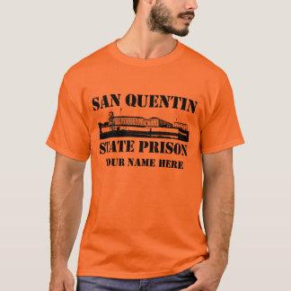 (Personifierad) San Quentin delstatsfängelse, T Shirts