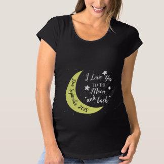 Personifierat älskar drar tillbaka jag dig till t-shirt