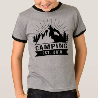 Personifierat campa tee shirts
