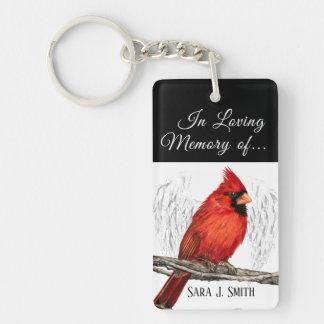 Personifierat, i att älska minneskardinalen