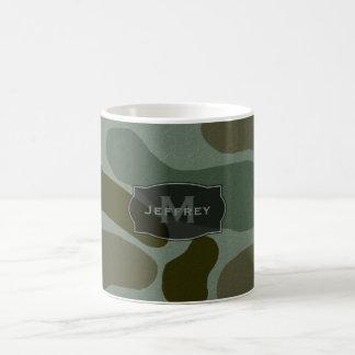 Personifierat: Kamouflagemugg Kaffemugg