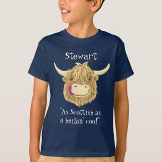 Personifierat namn som så är skotskt som en t shirt