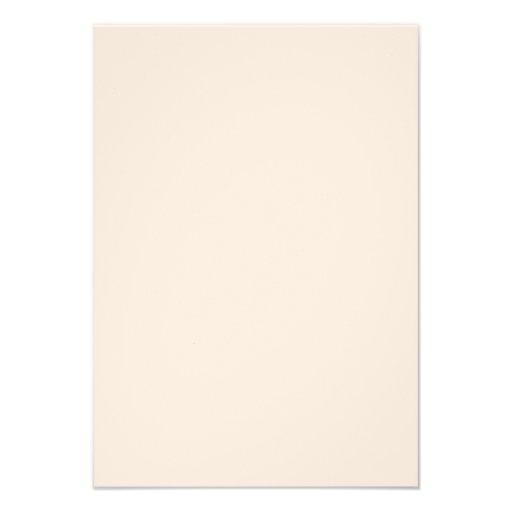 Personlig 9 x 12,5 cm Inbjudningskort