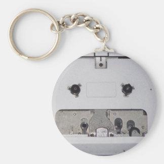 personlig kassettspelare för 80-tal nyckelring