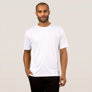 Personlig Large Herr Performance T-Shirt