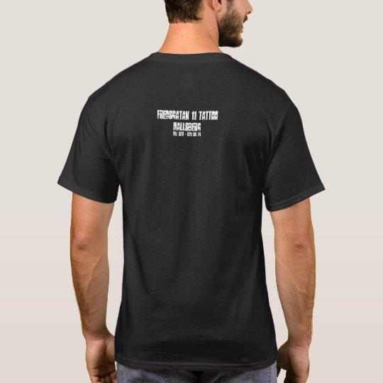 Personlig Mörk T-shirt bas