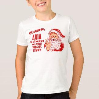 PersonligAriajul T-shirt