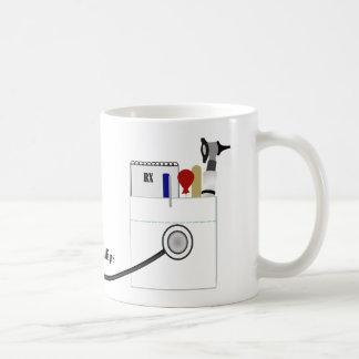 Personligdoktormugg Kaffemugg