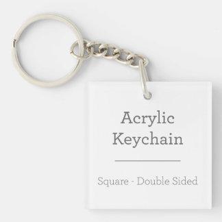 Personligen kvadrerar Keychain