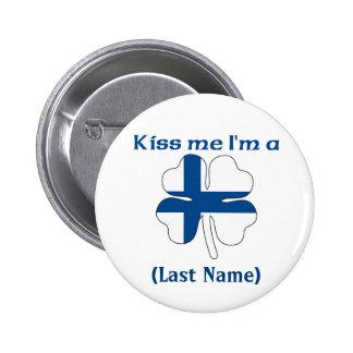 Personligen kysser som mig, knäppas I-förmiddagfin Pins