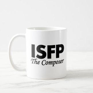 Personlighetstyp ISFP | kompositören Kaffemugg