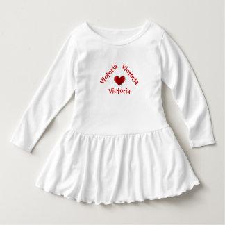 Personlighjärta T-shirt