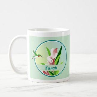 PersonligHummingbirdmugg Kaffemugg