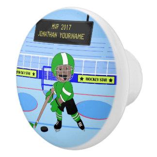 Personligishockeystjärna Poslin Handtag