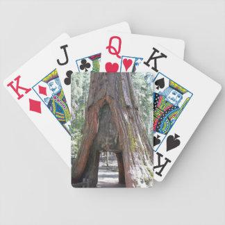 Personligjumboindex som leker kort spelkort