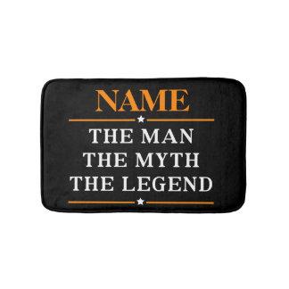 Personlignamn manen mythen legenden badrumsmatta