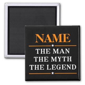 Personlignamn manen mythen legenden magnet