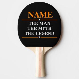 Personlignamn manen mythen legenden pingisracket