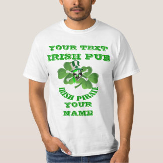 Personligst patrick's day tröja