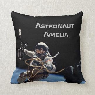 Personligt astronaututrymme går kudde
