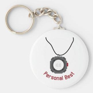 Personligt bäst nyckelringar