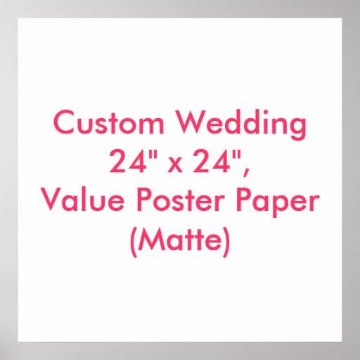 Personligt bröllpgåva eller minnessakaffisch print