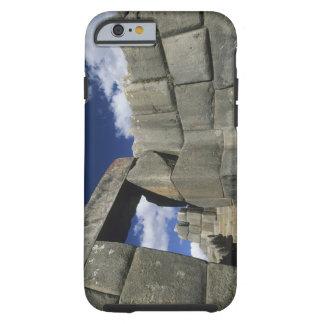 Peru Cuzco, Sacsayhuaman fästning, bra exempel Tough iPhone 6 Case