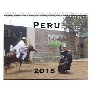 Peru kalender 2015